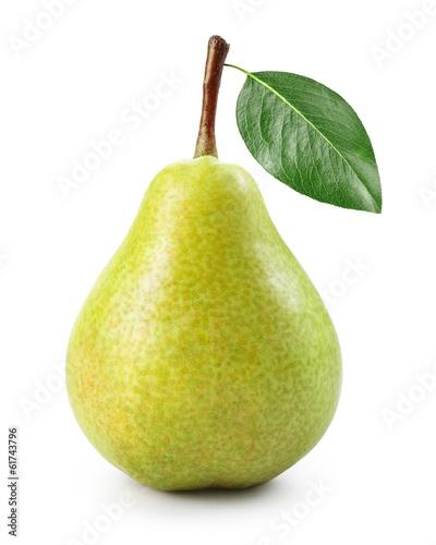 Poster Keuken Pear