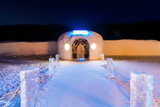 Sorrisniva Ice Hotel, Norway