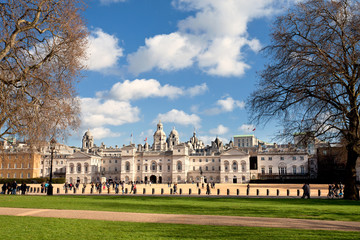 Horse Guards Parade in London 2