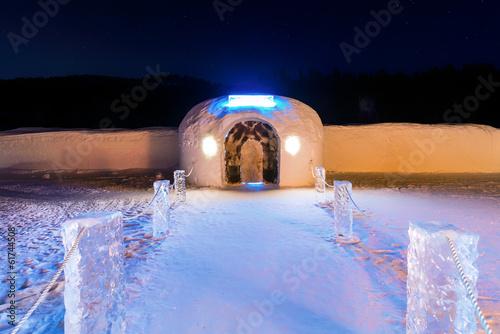 Sorrisniva Ice Hotel, Norway - 61744508