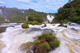 The thundering waterfalls of Iguazu