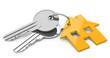 Der Hausschlüssel
