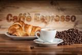 Fototapety espresso eccellente