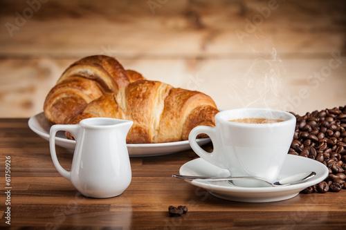 Poster Cafe tazzina di caffè