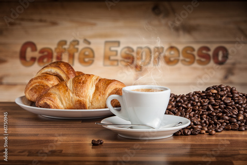 Foto op Plexiglas Cafe espresso eccellente