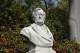 Richard Wagner, Büste, Oper, Giardini di Castello, Venedig poster