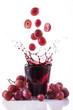 uva rossa splash