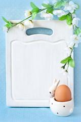 Easter menu.