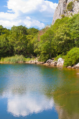 Crimea lake