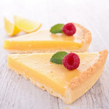 lemon citrus tart