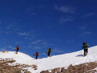 Puig de Coma d'Or (2826 m) - ski de randonnée - Pyrénées