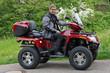 Mit dem ATV in den Frühling