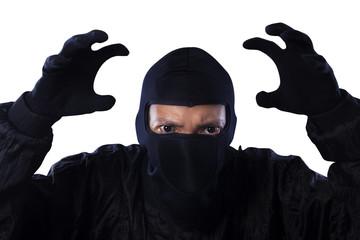 A male bandit