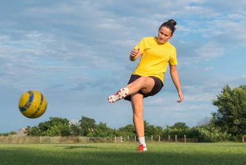 ladies soccer