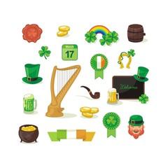 Saint Patrick's Day Set