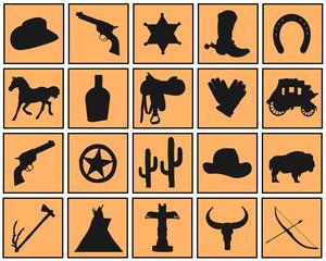 western symbols