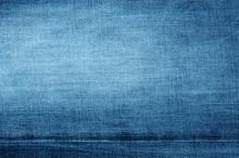 Fond bleu denim rugueux