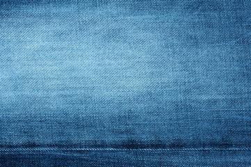 Rough denim blue background