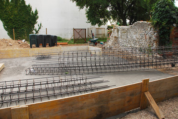 Steel Reinforcement Cages