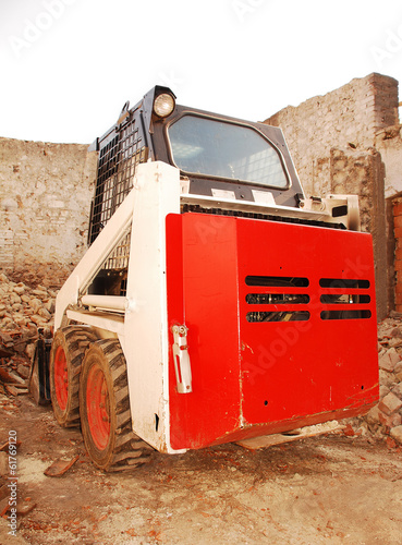 Bobcat Skid Loader