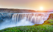 canvas print picture - Dettifoss