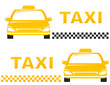 business cards with taxi
