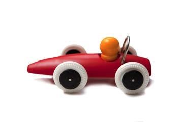 formule 1 voiture rouge