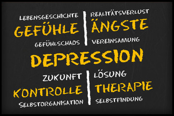 titel - blackboard - depression - g551