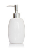Elegant liquid soap dispenser