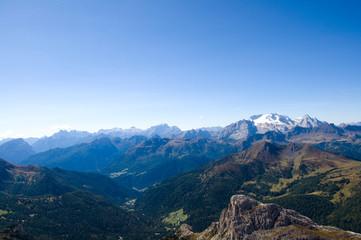 Marmolata - Dolomiten - Alpen