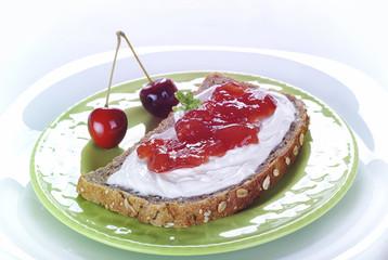 Marmeladenbrot