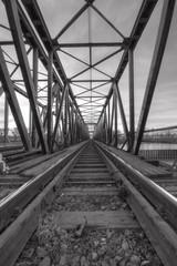 Stary most kolejowy © Patryk Michalski