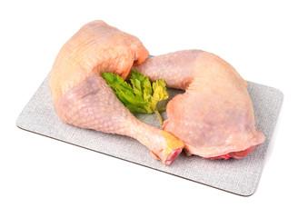 Hühnerkeulen
