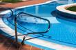 railings stairs pool