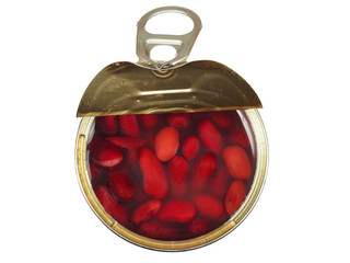 Canned kidney bean
