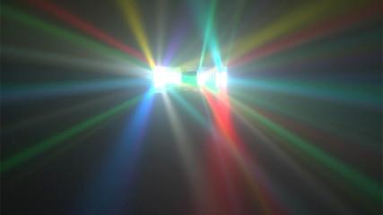 disco lights background