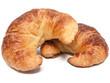 Постер, плакат: Croissants