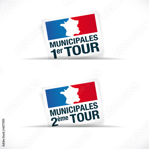 Municipales 2014 - 2 tours