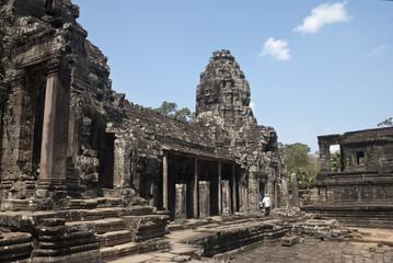 Храмы Индокитая. Байон
