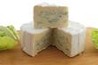 Gros plan sur le fromage au bleu