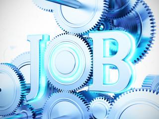 Job Motor im Fokus