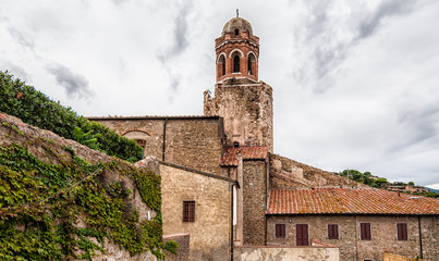 Old church, Castiglione della Pescaia, Tuscany