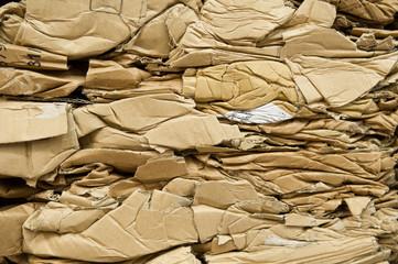 Altkarton-Recycling