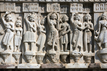 Stone carving - India