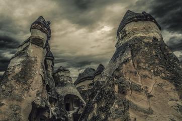 Huge Tent Rocks