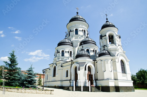 Orhodox church in Moldova