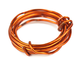 old copper wire