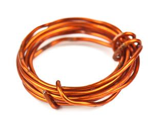 old copper wire