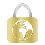 Padlock for earth