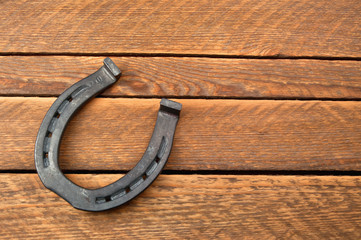 steel horseshoe